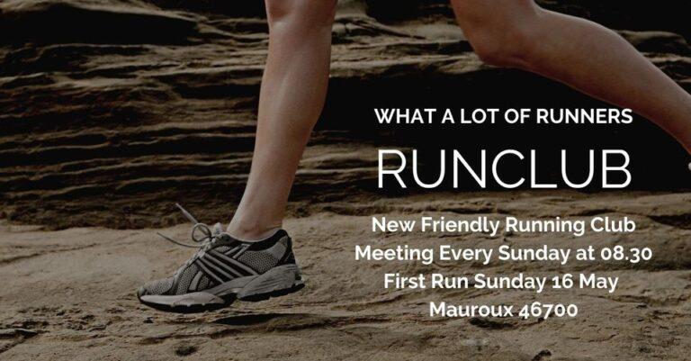 Nieuwe 'runclub' in Mauroux elke zondag